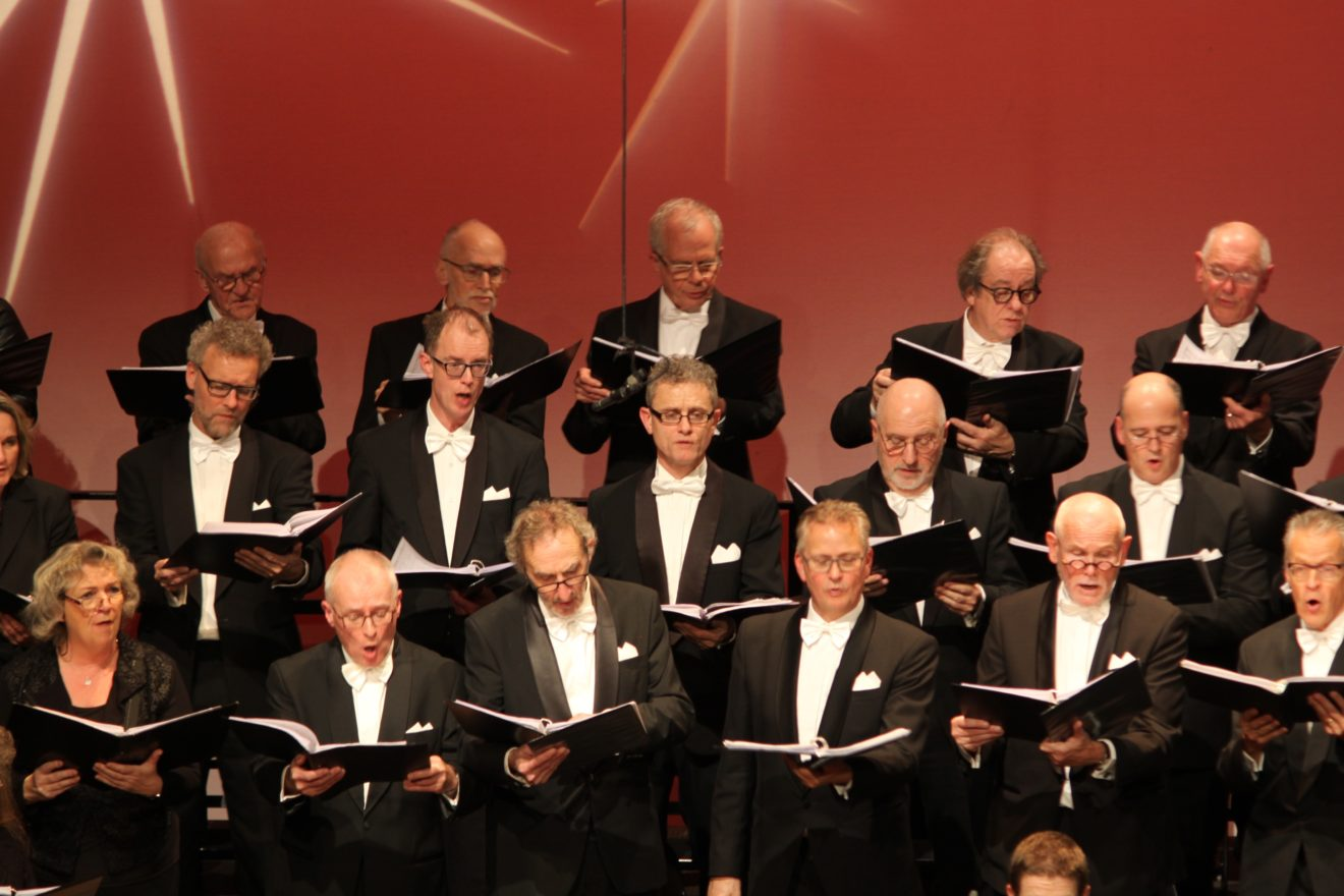 Boek ticket voor jubileumconcert Kempenkoor